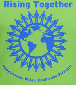 Rising Together Logo