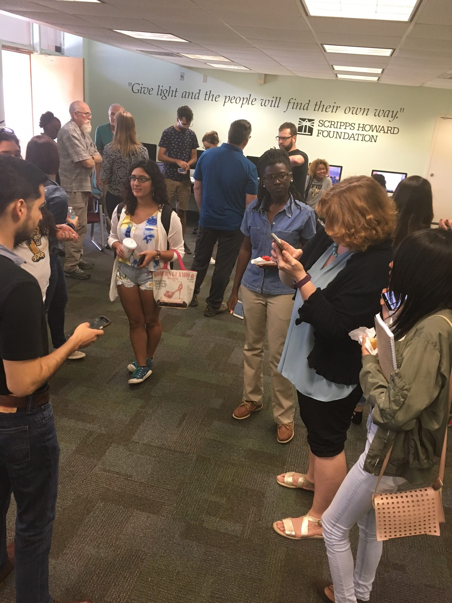 FIU Training Session Apps on phones 18Sep2017